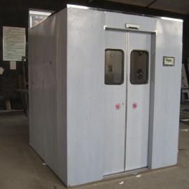 广州禄米-彩钢板风淋室-生产厂家