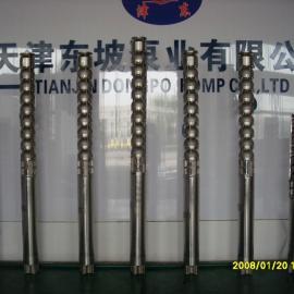 农田灌溉高扬程潜水泵,350QJH型潜水电泵