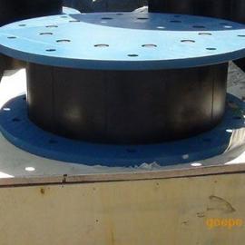 J4Q 铅芯阻尼橡胶支座/中间带剪切板的阻尼橡胶支座