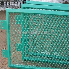 高速公路钢板网@绿色防锈钢板网@钢板网片生产