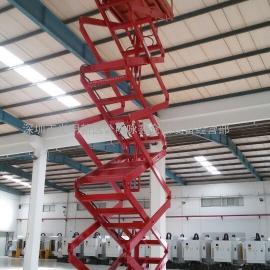 SJY0.3-6深圳电动液压升降机销售