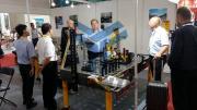 三维柔性组合焊接工装夹具,好焊台,2016北京埃森展会现场