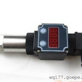 进口扩散硅带显示压力变送器// 恒压供水压力传感器
