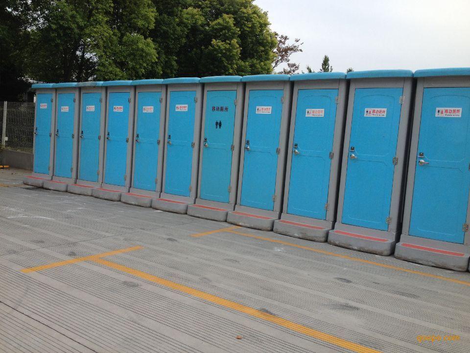 金华活动洗手间出租 移动厕所租赁 环保耐用