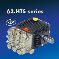 意大利INTERPUMP高压热水泵HT6008