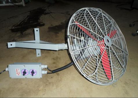 排气风扇电容接线图解