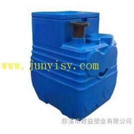 厂家直销地下室污水提升器价格 120升放泵塑料外壳定做