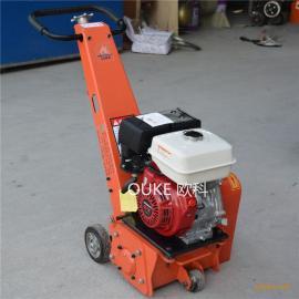 供应小型手推式混凝土地面铣刨机 环氧树脂拉毛刨地机