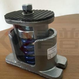 电动机减震器|ZTG可调式阻尼绷簧隔振器|风机减震器