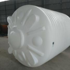 新疆10方塑料�λ�桶10��塑料蓄水桶�S家定做