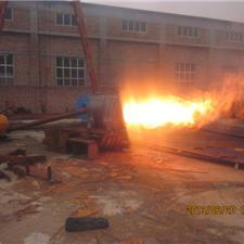 专业高温材料浇注料MRQ-2000粉煤燃烧器