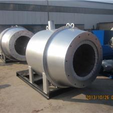 导热油锅炉专用MRQ-300粉煤燃烧器