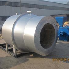 导热油锅炉专用MRQ-3000粉煤燃烧器