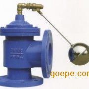 浮球式液压水位控制阀H142X-16 角式全自动开关控制阀
