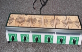 DLL-6六联万能电炉型号/规格/厂家