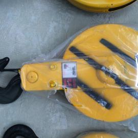亚重LD电动单梁专用3T单滑轮式葫芦吊钩,绳φ13mm,丝φ0.6mm