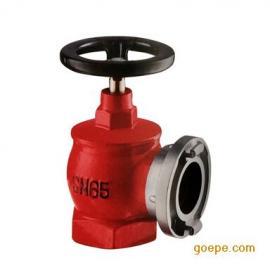 室内消火栓 带身份证单头SNJ65减压栓 西安消防器材批发