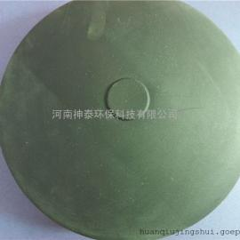 生物滤池专用单孔膜曝气器安装