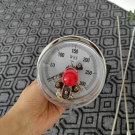 WSSX-301电接点双金属温度计