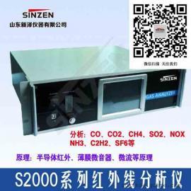 红外线一氧化碳分析仪 不分光co分析仪,非分散CO分析仪
