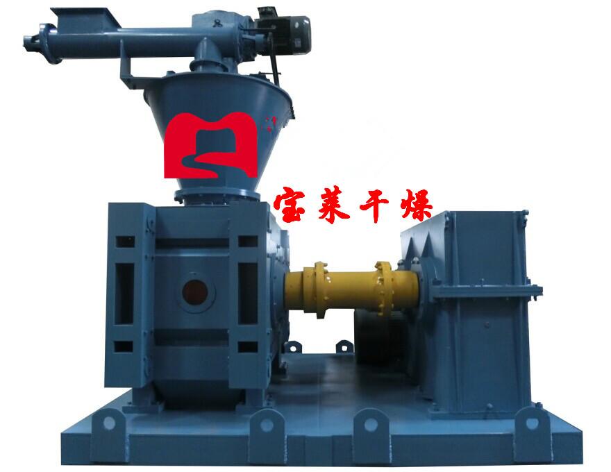 漂粉精对辊挤压造粒机、漂粉精挤压造粒机、漂粉精造粒机