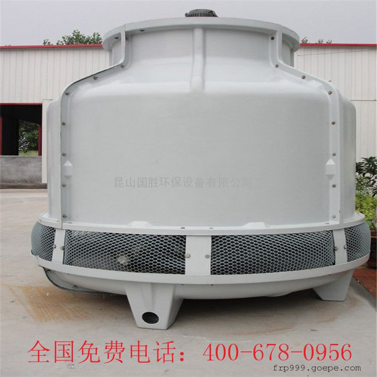 厂家供应玻璃钢节能环保冷却塔
