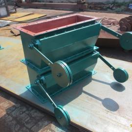 深圳重锤卸灰阀供应厂家 重锤翻板阀价格