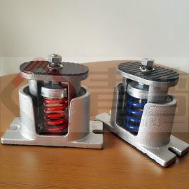 空调减振器|水泵风机减振器|ZTG型可调式阻尼弹簧减振器