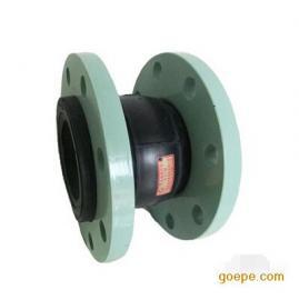 KXT法兰伸缩软接头 水泵减震避震喉 耐油耐酸碱补偿器