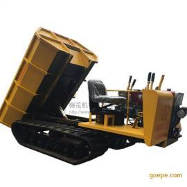 全地形履带式运输机,山地稻田履带运输车,果园拖拉机,载重2吨