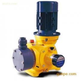美国米顿罗GB/GM系列机械隔膜泵 原装正品现货加药泵