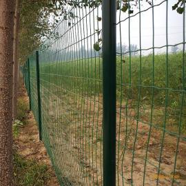 圈地铁丝围挡 养殖铁丝防护网