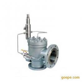 抗硫先导式安全阀KAF46Y-160 天然气压缩机安全阀