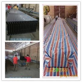 阳极板的安装质量对静电除尘器的影响