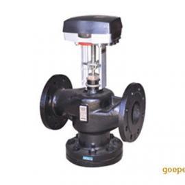 山西动态平衡电动调节阀工作原理DN100电动调节阀型号选型
