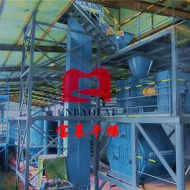 工业盐对辊挤压造粒机、工业盐对辊挤压颗粒机、工业盐造粒机