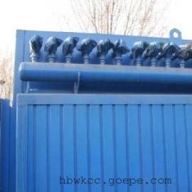 LFEF型烘干机玻纤袋式除尘器