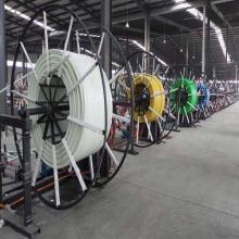 河南【鹤壁市】HDPE硅芯管//地埋电缆护套管//优质供应商