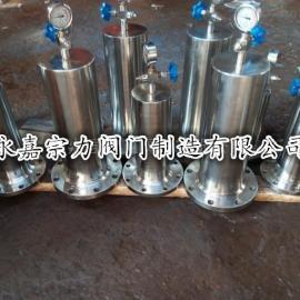 SG9000活塞式水锤消除器不锈钢水力消除器