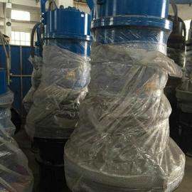 2016防汛抢险专用大流量井筒式轴流泵