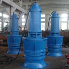 井筒式轴流泵制作厂家、雨水排污轴流泵