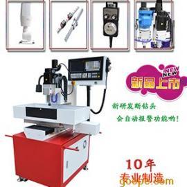 多米厂家供应 数控立式钻床 全自动钻孔机 小型多孔钻