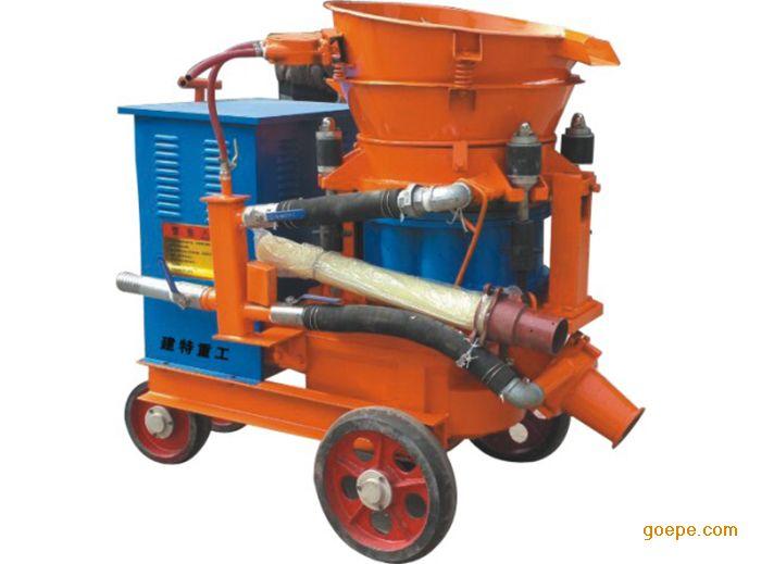【云南】小型喷浆机 混凝土喷浆机 产品结构
