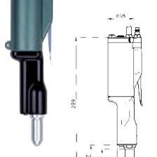 德国GESIPA液压气动式抽芯铆钉枪PH Axial