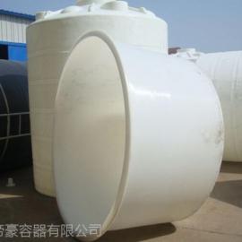 直销塑料圆桶1000L鱼苗孵化养殖桶活鱼运输圆桶