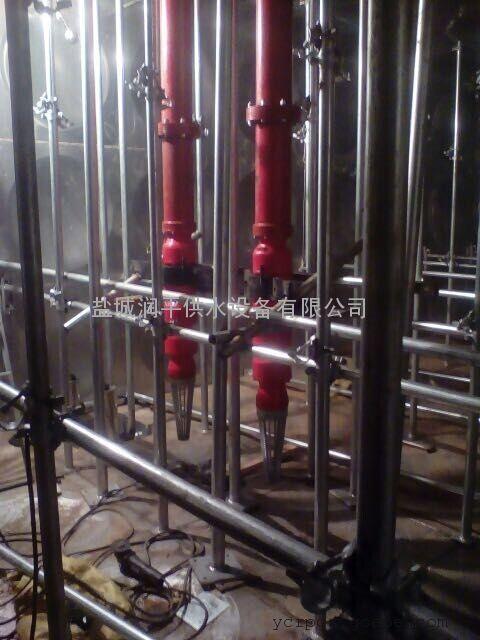 供应 不锈钢BDF复合式地埋水箱 润平厂家直销 包验收