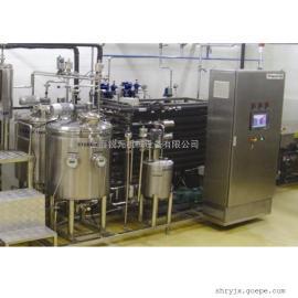 果蔬清洗机-实验用果汁饮料生产线工艺