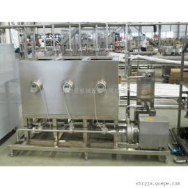 SUS不锈钢中小式果汁饮料生产线实训设备