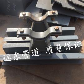 远东/D6管夹横担/D6A管夹横担/管夹横担价碳钢