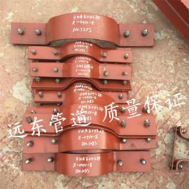 远东_D10立管短管夹_立管短管夹规格_立管短管夹碳钢